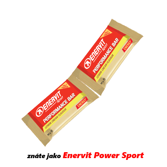 ENERVIT Performance Bar - citron 2x30 g