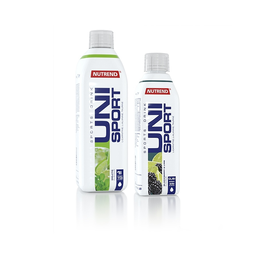 NUTREND UNISPORT 1000 ml - mixberry