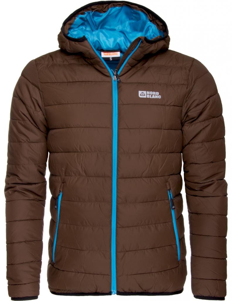 NORDBLANC pánská zimní bunda HAXIK brown  1b69b921d7