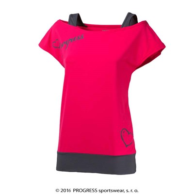 TAIKO dámské tričko, Training Stuff, PROGRESS