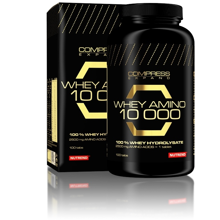 NUTREND COMPRESS WHEY AMINO 10 000 - 100 tablet