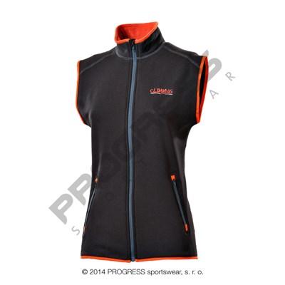 TARA ROCK dámská technická vesta Climbing Collection PROGRESS