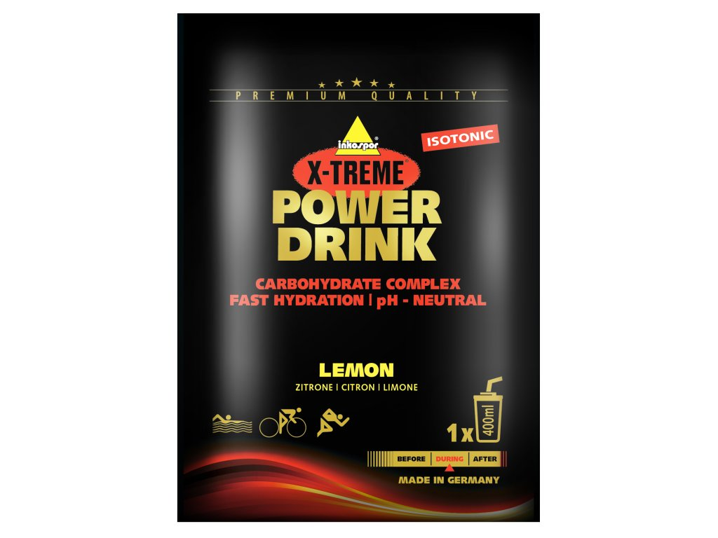 X-TREME POWER-DRINK sáček 35 g