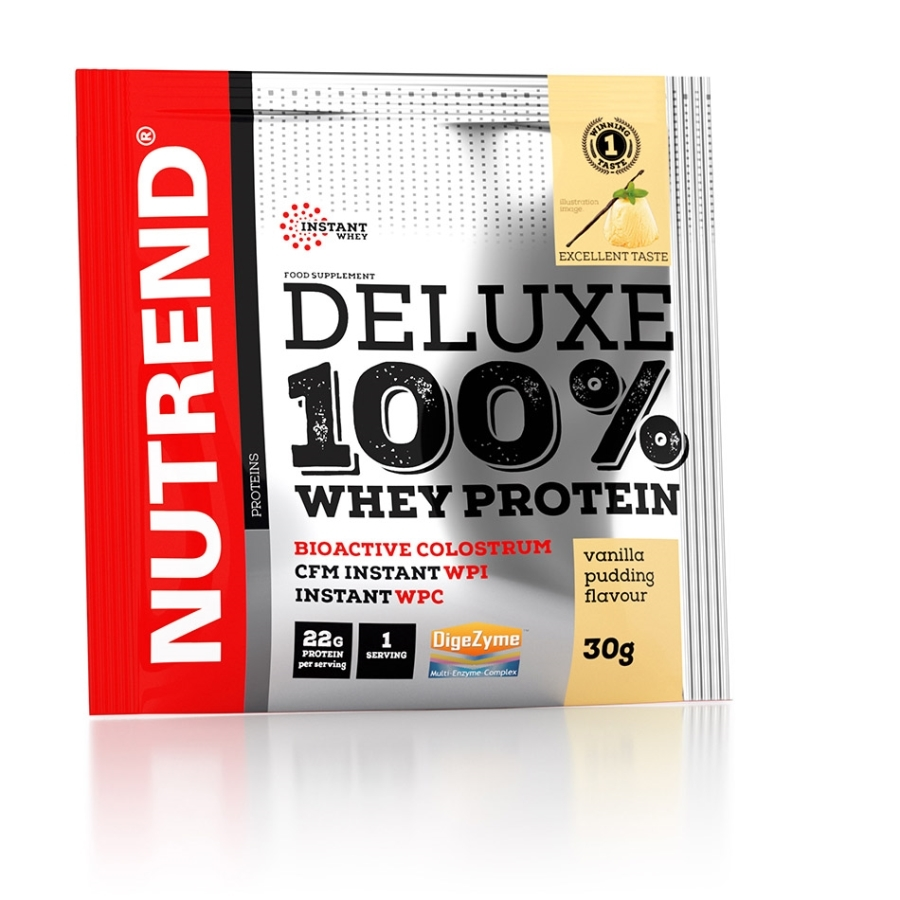 NUTREND DELUXE 100% WHEY 20x30g