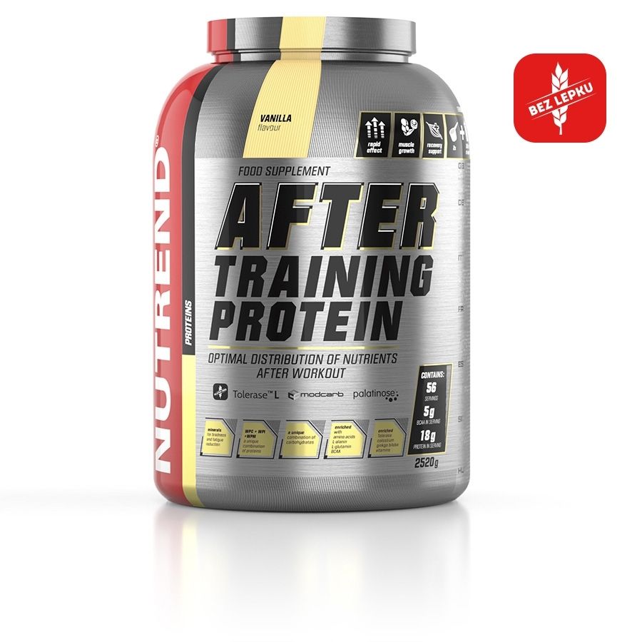 NUTREND AFTER TRAINING PROTEIN 2520 g