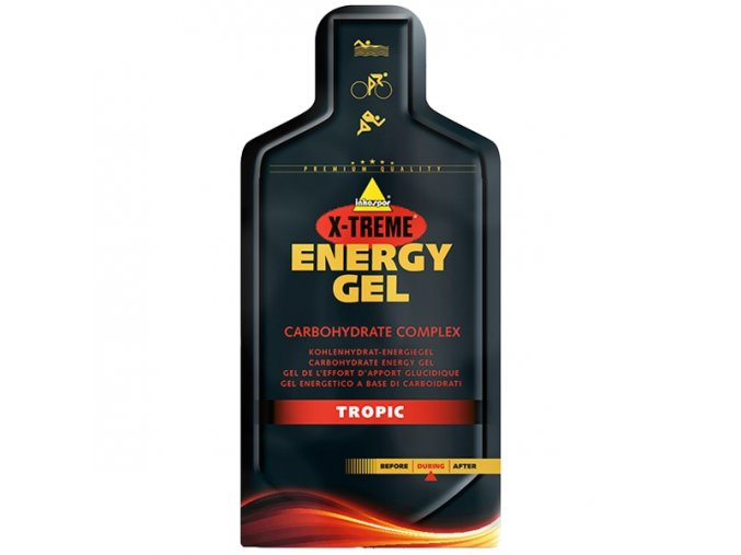 INKOSPOR X-TREME ENERGY GEL TROPIC 40 G