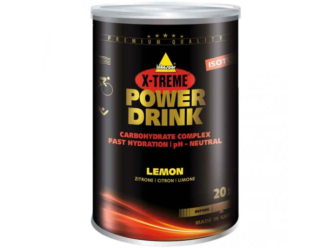 INKOSPOR X-TREME POWER-DRINK 700 g
