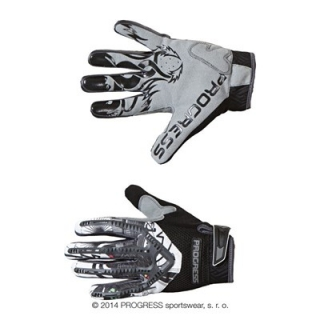 PROGRESS FREERIDE GLOVES rukavice na kolo